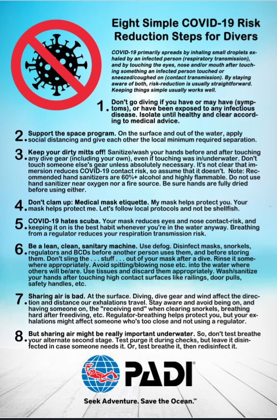 COVID-19 8 Simple Steps
